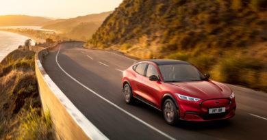 Ford Mach-E: De elektrische crossover van Ford