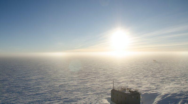 De Zuidpool warmt 3 keer sneller op dan waar dan ook.