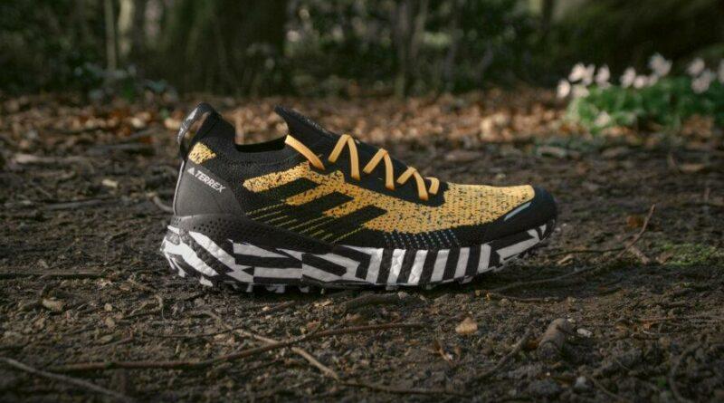 Adidas brengt 3 nieuwe trailschoenen uit met milieuvriendelijke eigenschappen